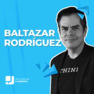 Baltazar Rodríguez, de responsable de la e-Factura a evangelista digital
